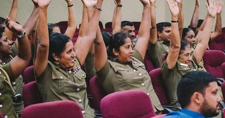 Police workshop december 2017